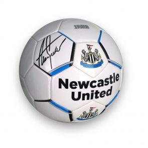 Alan Shearer Signed Newcastle United Football