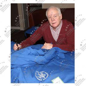 Framed Rangers 1972 Squad Signed Shirt