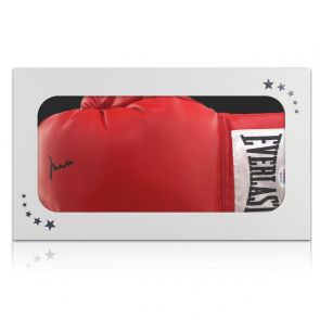 Muhammad Ali Signed Boxing Glove (PSA DNA 3A96850) In Gift Box