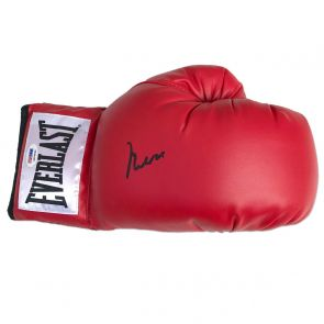 Muhammad Ali Signed Boxing Glove (PSA DNA 3A96849) In Gift Box