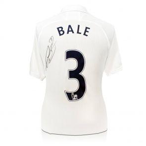 Gareth Bale Signed Shirt
