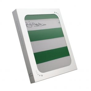 Billy McNeill Signed Lisbon Lions Celtic Shirt  In Gift Box