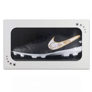 Eric Cantona Signed Football Boot In Gift Box