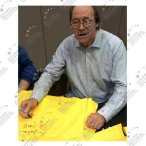 Arsenal 1971 FA Cup Winners Multi Signed Shirt
