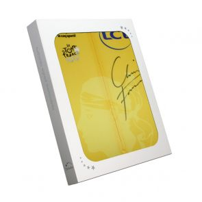 Chris Froome Signed Tour De France 2013 Yellow Jersey. In Gift Box