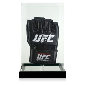 Conor McGregor Signed Glove In Display Case
