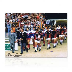 Steve Coppell Signed Photo