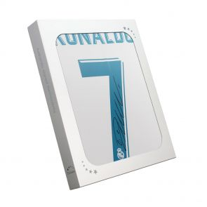 Cristiano Ronaldo Signed 2017-18 Real Madrid Football Shirt In Gift Box