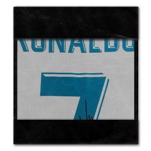 Cristiano Ronaldo Signed 2017-18 Real Madrid Football Shirt