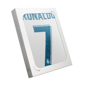 Cristiano Ronaldo Signed 2017-18 Real Madrid Authentic Football Shirt In Gift Box