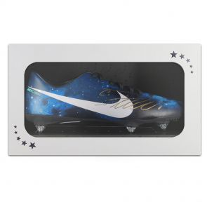 Cristiano Ronaldo Signed Football Boot In Gift Box