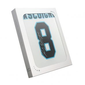 Paul Gascoigne Signed England Euro 1996 Shirt. In Gift Box