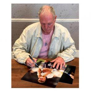 Paul Gascoigne Signed Photo: Gazza's Tears. Framed