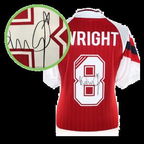 Signed Arsenal Memorabilia