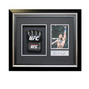 Framed Conor McGregor Signed Glove