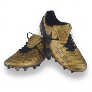 Francesco Totti Signed Football Boots