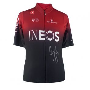 Geraint Thomas Signed Team Ineos 2019 Jersey