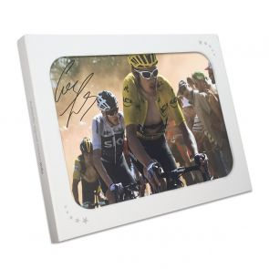 Geraint Thomas Signed Photo