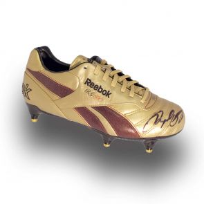 Ryan Giggs Gold Reebok Boot