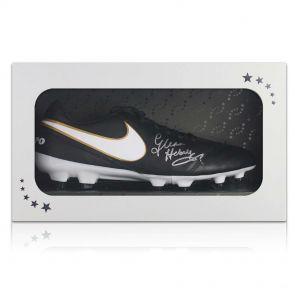 Glenn Hoddle Signed Football Boot In Gift Box
