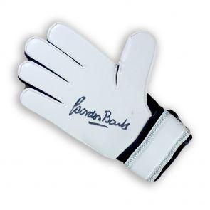 Gordon Banks Signed Glove