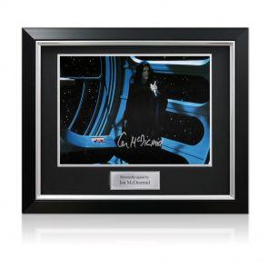 Framed Ian McDiarmid Signed Photo