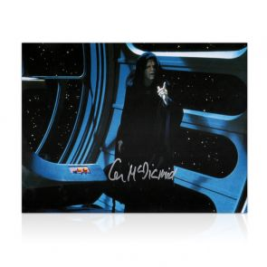 Ian McDiarmid Signed Photo