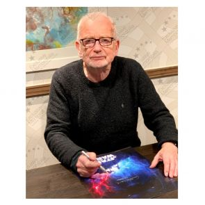 Ian McDiarmid Signed Star Wars Poster: The Rise Of Skywalker Gift Box
