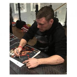 James Milner Signed Liverpool Photo: 2019 Champions League Winner In Gift Box