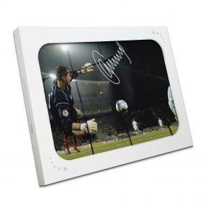 Jerzy Dudek signed photo in gift box