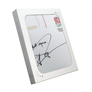 Jonny Wilkinson Signed England Shirt