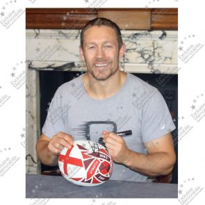 Jonny Wilkinson Signed England 2019 Rugby World Cup Ball