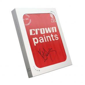 Kenny Dalglish Signed Shirt In Gift Box