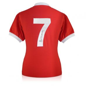 Kenny Dalglish Signed Shirt