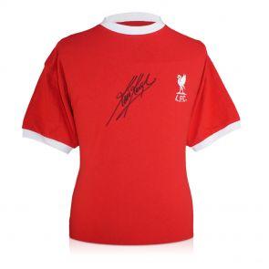Kevin Keegan Signed Liverpool Shirt