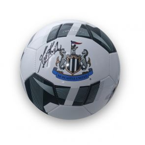 Kevin Keegan Signed Newcastle Football