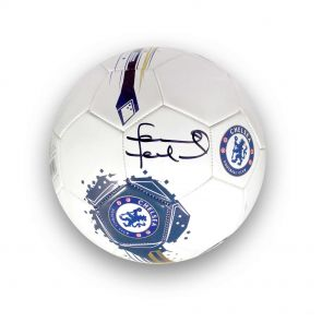 Frank Lampard Signed Chelsea FC Football