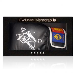 Pacquiao glove in gift box