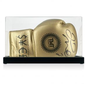 Floyd Mayweather Signed Boxing Glove Display Case