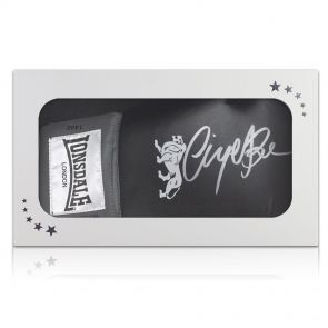 Nigel Benn Signed Glove In Gift Box