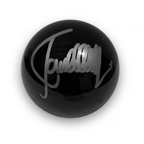 Ronnie O'Sullivan Signed Black Snooker Ball