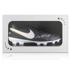 Paolo Maldini Signed Football Boot