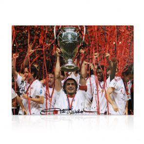 Paolo Maldini Signed photo