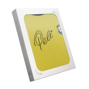 Pele Signed Brazil Shirt Gift Box