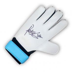 Peter Shilton Signed Goalkeeper Glove