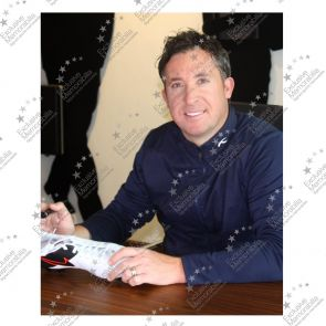 Robbie Fowler Signed Football Boot In Gift Box