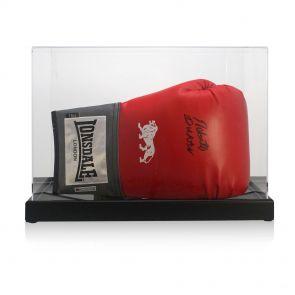 Signed Roberto Duran Boxing Glove