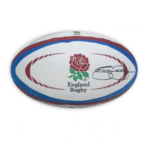 Jason Robinson Signed England Rugby Ball