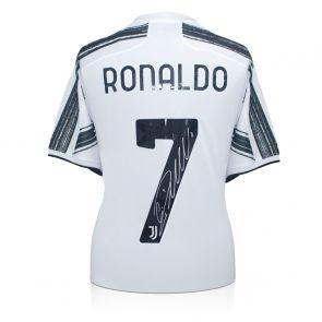 Cristiano Ronaldo Signed Juventus 20/21 Shirt