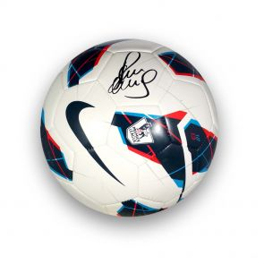 Paul Scholes Signed Premiership Football